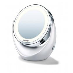Apšviečiamas kosmetinis veidrodis BS49