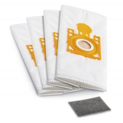 Thomas Mikroporiniai maišeliai dulkių siurbliui Crooser 787252