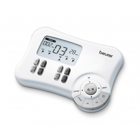 Beurer Elektroninis raumenų stimuliatorius EM80