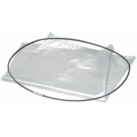 Plastikinis šiukšlių maišelis su tvirtinmo žiedu 793234